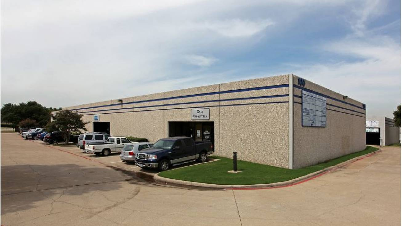 Property: Whitlock Business Center- Building 4