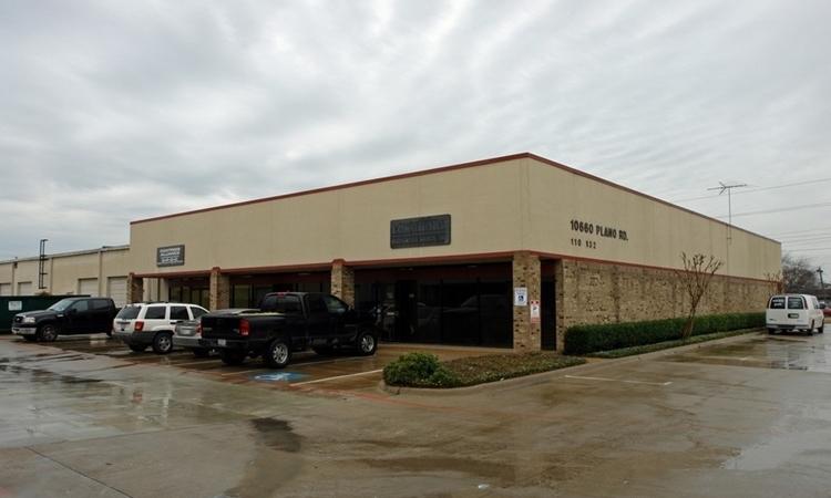 Property: Plano Miller Business Center