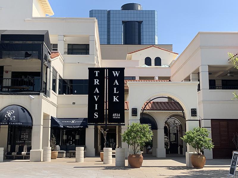 Property: Travis Walk