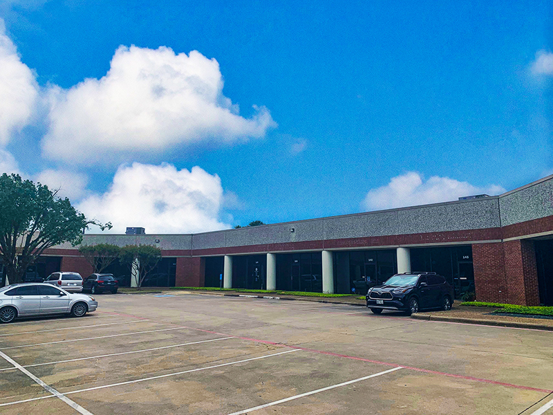 Property: Park Forest Business Center- Building 1