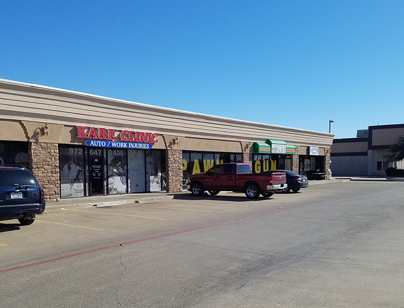 Property: Parkway Business Center 1