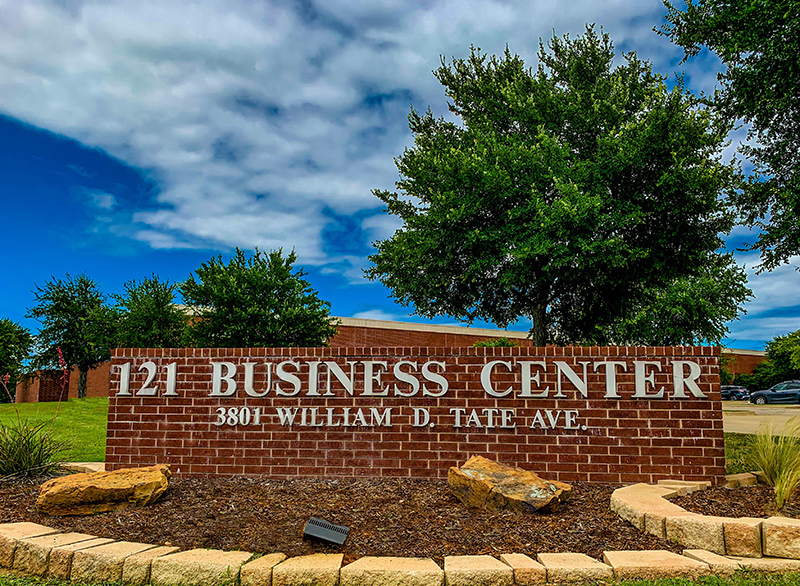 Property: 121 Business Center