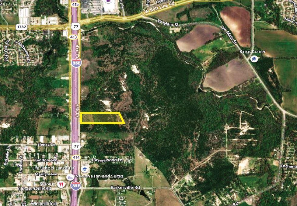 Property: 630 S I-35 E Lancaster