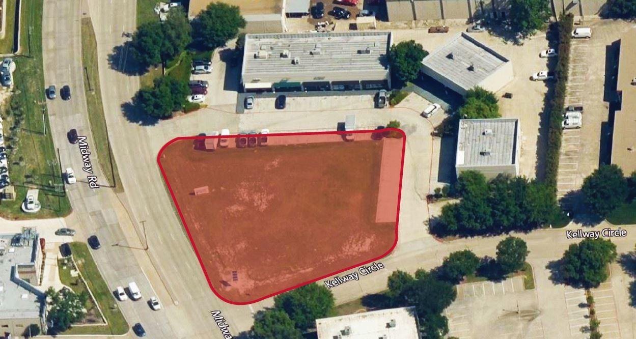 Property: Midkel Plaza - Pad Site